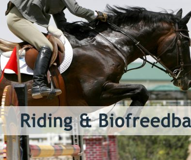 riding and biofeedback